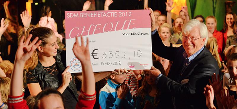 SDM Benefiet 2012